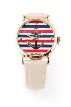 Anchor watch!