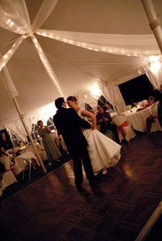 beautiful outdoor wedding reception decorating - Google Search
