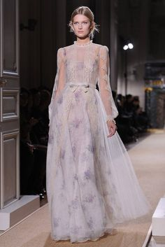 Valentino at Couture Fashion Week