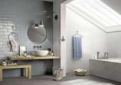 #Marazzi #Mellow Indaco 10x30 cm MMN1 | #Gres #tinta unita #10x30 | su #casaebagno.it a 23 Euro/mq | #piastrelle #ceramica #pavimento #rivestimento #bagno #cucina #esterno