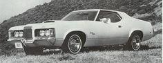 1971 Cougar GT
