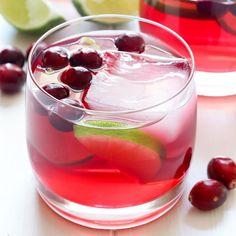 Cranberry Margarita | Baked by Rachel