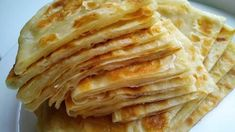 Turte foioase fără drojdie pe tigaie... Tasty, Yummy Food, Bakery, Deserts, Food And Drink, Pizza, Sweets, Cooking, Ethnic Recipes