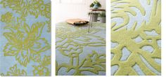Amy Butler rug...beautiful colors together