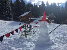 Snowman - Pestera Hotel