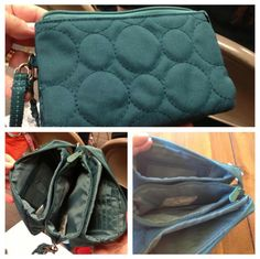 Sneak peek at one of the new styles coming out in fall 2013... the Vary You Wristlet from Thirty One. www.mythirtyone.com/kbrytowski