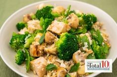 Total 10 Protein Bowls | The Dr. Oz Show