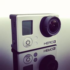 GoPro CEO Nick Woodman announces the GoPro HERO3: the smallest, lightest, most powerful way to document your life.    The Wi-Fi enabled HERO3: Black Edition is the most advanced GoPro, ever. No expense was spared during its development, resulting in a GoPro that is 30% smaller, 25% lighter and 2x more powerful than previous models.    HERO3 video premier & HERO3 pre-order going live on GoPro.com at 12:01 AM PST TONIGHT    Come get radical with us tonight at http://gopro.com/