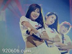 Hyuna gayoon sohyun