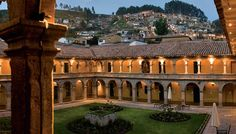 PACE! Hotel Monasterio, Cuzco, Perù