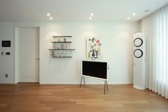 서울 송파구 신천동 파크리오 화이트톤과 전구색 LED로 부드러운 분위기를 자아낸 33평 아파트 인테리어 간편안심인테리어 집닥 Home Decor, Decoration Home, Room Decor, Home Interior Design, Home Decoration, Interior Design