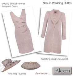 Shift dress and coat | second weddings/wedding renewal | Pinterest ...