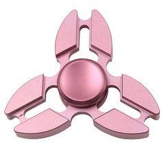 Rose Caranguejo se mexesse Mão Spinner TRIÂNGULO ESCOVADO Dedo Edc foco Tdah Autismo #A3 | Brinquedos e hobbies, Jogos, Outros jogos | eBay!