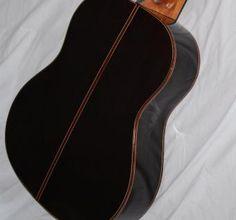 African Blackwood Classical Guitar