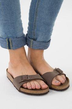 Birkenstock Madrid Sandal - Womens Flats at Birdsnest Women's Fashion