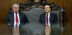 Rodrigo Janot, pediu ao Supremo Tribunal Federal (STF) a prisão do ex-presidente do Senado Federal Renan Calheiros líder do...