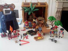 Playmobil - Lot Pirates - 4776/3113/4432