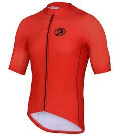 Stolen Goat orkaan race tech waterproof cycling jerseys mens red
