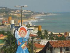 O anjo  Photo taken in Fortaleza, Ceará, Brasil
