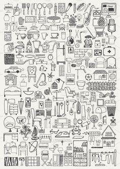 98 % OFF ! for more than 2200 design elements Standard License : 20 USD Extended License : 40 USD Archive included: - 43 Files - 43 JPG Files ppi) Book Design, Design Art, Basic Sketching, Planner Doodles, Hand Drawn Fonts, Doodle Art Journals, Doodle Icon, Christmas Mason Jars, Bullet Journal Art