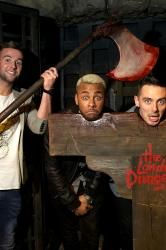 Scared Silly At London Dungeon won 2 tickets in May 2013 via blog comp