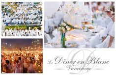 70 Cities Worldwide Host Annually the Legendary Pop-Up Culinary Event,Vancouver will celebrate its 6th Le Dîner en Blanc on August 24, 2017 A leading summer event in Paris for nearly 30 years, this elegant and secret affair is now well on its way to becoming THE August el fresco tradition! On August 24, 2017, Le …