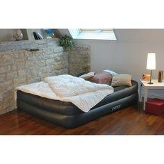 Matelas Gonflable Intex Electrique Rest Bed 2 PLACES