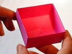 Schachteln für kleine Geheimnisse basteln | Basteln & Gestalten