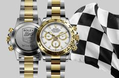 The Rolex Daytona Watch Given To Winner Of 2017 Rolex 24 Hours Of Daytona Race. After 659 laps over the course of 24 hours around the Daytona speedway in Florida, Ricky Taylor, driving the No. 10 Konica Minolta Cadillac DPi-V.R was the winner. Read about the event and the kind of watch he got for winning this important race in our newest article...  Read about the event: http://www.ablogtowatch.com/rolex-daytona-watch-winner-2017-rolex-24-hours-daytona-race/
