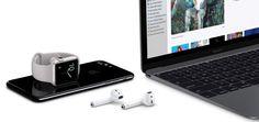 Apple presenta gli auricolari wireless AirPods (e nuove cuffie Beats)
