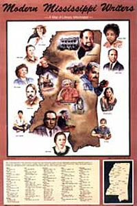 Modern Mississippi Writers (1992) was created to celebrate the state's rich literary heritage and distributed to public schools.