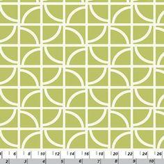 Copenhagen Print Factory House Designer - Copenhagen Classics - Cross in Green
