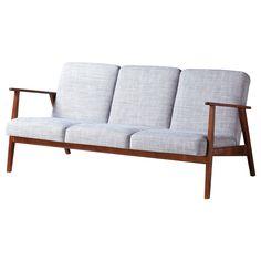 EKENÄSET Three-seat sofa - IKEA