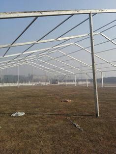 Marquee Hire, Utility Pole, Pakistan