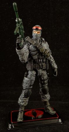 Firefly (G.I. Joe) Custom Action Figure