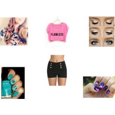 """:)"" by loves-singing on Polyvore"