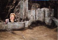 Helm's Deep - Lord of the Rings | 24 Famous Miniature Movie Sets That Will Blow Your Mind