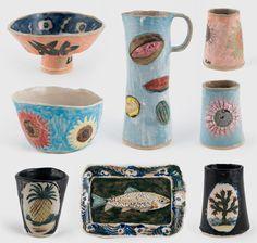 Rebekah Miles ceramics