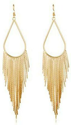 Tassels Alloy Earrings ….. Alloy pays us 9.2% cash back. Sign up for FREE at www.dubshopping.com