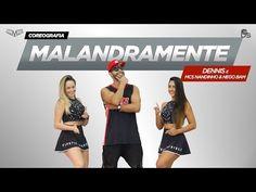 Cheia de Marra - MC Livinho - Coreografia   FitDance - 4k - YouTube