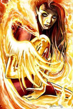 Dark Phoenix | Daniel Govar