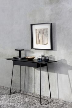BRERA Console table Brera Collection by @coedition  design Marco Zanuso