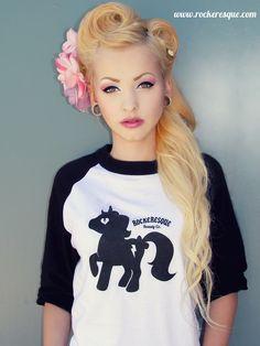 Image of Rebel Unicorn Shirt