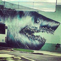 Thanks for sharing @immonicalynne! #wynwood #art #miami @novase #gosharks #instagram