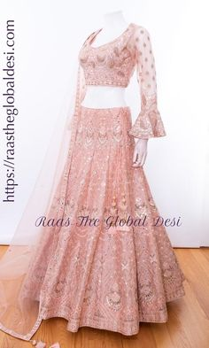 CHANIYA CHOLI 2019 Latest designer & custom-made Lehenga Choli online online.Browse our beautiful designer collection -featuring unique designs & embroidery! Available now in the USA, Canada & Australia! Lehenga Choli Designs, Gharara Designs, Indian Gowns Dresses, Indian Fashion Dresses, Ethnic Fashion, Unique Fashion, Dress Fashion, Bridal Dresses, Fashion Outfits