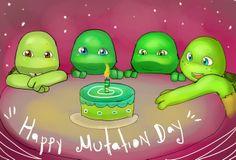 happy mutation day by yinller.deviantart.com on @deviantART