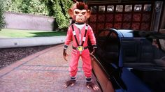 Image result for space monkey mask