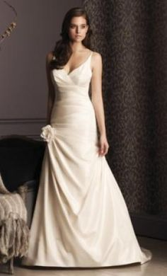 #2 - Mikaela 1367...without the flower and with a sash with some bling?