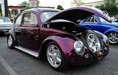 Custom VW Bug