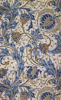 64 Ideas art nouveau pattern textiles walter crane for 2019 Motifs Textiles, Textile Patterns, Textile Prints, Textile Design, Print Patterns, Walter Crane, William Morris, Motif Art Deco, Art Deco Pattern